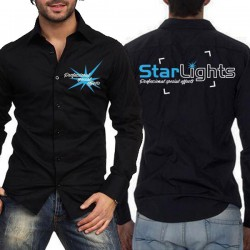 Camicia Starlights professional effect