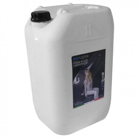 Techno Foam Fluid Concentrated 20kg Liquido schiuma