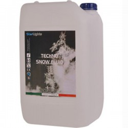 Techno Snow Fluid 20Kg Pronto all\'uso Liquido neve