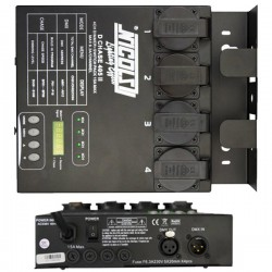 Controller Dmx 4 Canali Dimmer