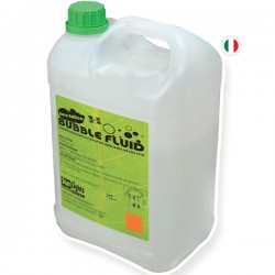 Bubble Fluid Standard Eco 5kg Liquido bolle non compatibile serie roll ball