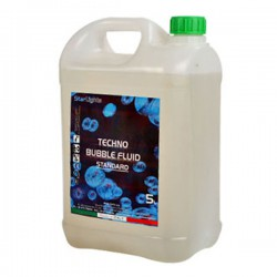 Techno Bubble Fluid Standard 5kg Liquido bolle