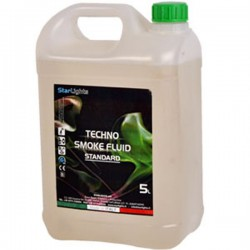 Techno Smoke Fluid Standard 5kg Liquid for Smoke Machines and Hazer machines