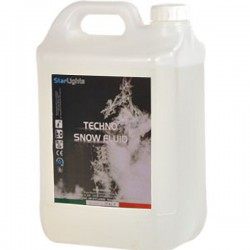 Techno Snow Fluid 5Kg Pronto all\'uso Liquido neve
