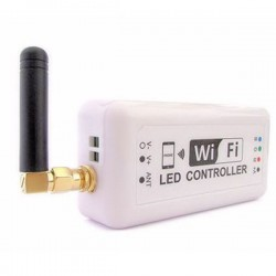 Controller Wi-Fi Led CCT DIMMER RGB per IPHONE IOS SMART