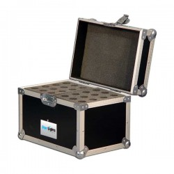 Flight Case Microfonico 24 posti