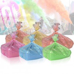 KIT 90kg Holi Powder Buste da 15Kg - Blue Green Orange Pink Red Yellow - Polvere da lancio
