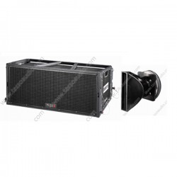 "Sistema Line Array Mid-Hi MF 2x10"" - HF 3"""