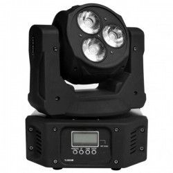 Testa Mobile BEAM Double Face Movinghead LED 3x10W