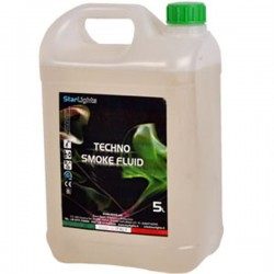 Techno Smoke Fluid Super Light 5kg Liquid for Smoke Machines