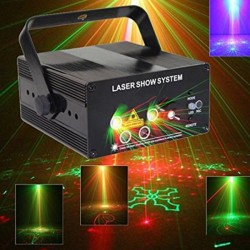 Effetto luce Laser Show System