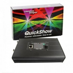 Pangolin FB4DMX FB4 DMX with Enclosure and QuickShow Software for laser