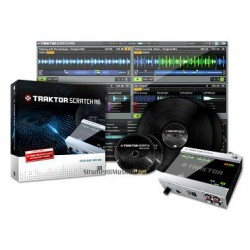 Traktor Scratch A6 Digital Vinyl