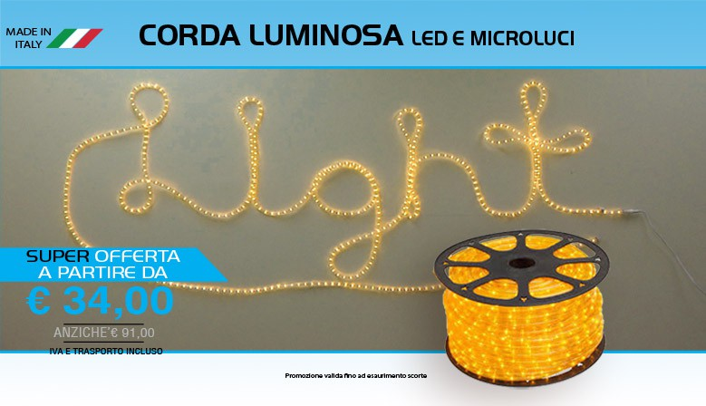 corda luminosa